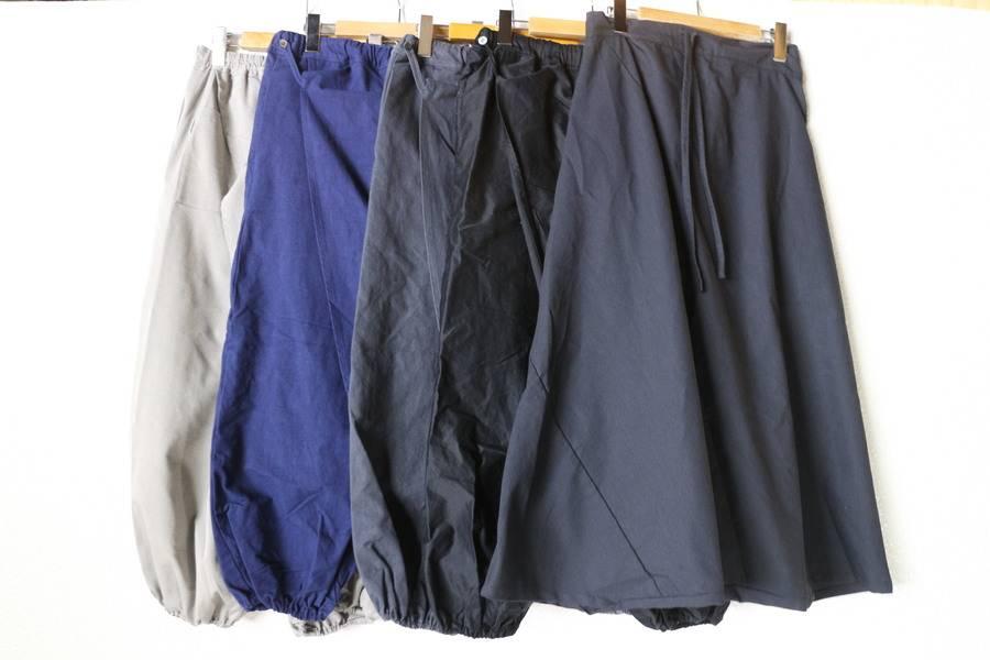 国内唯一の国産下足袋ブランドSOU・SOU入荷。