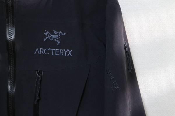 《ARC'TERYX/アークテリクス》よりα SV JACKETが入荷!!