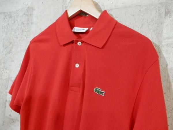 【6月の水曜はトレポ5倍!】お買取も大募集!LACOSTE(ラコステ)のポロシャツが入荷しました。