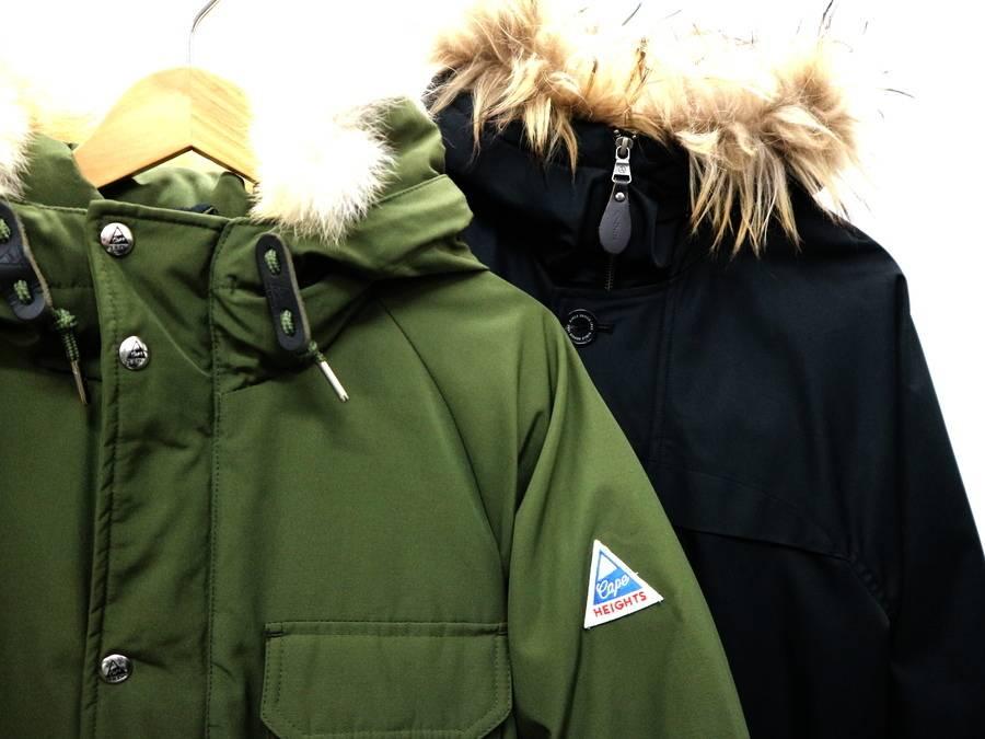 冬の必需品!!ダウン数点ご紹介!!