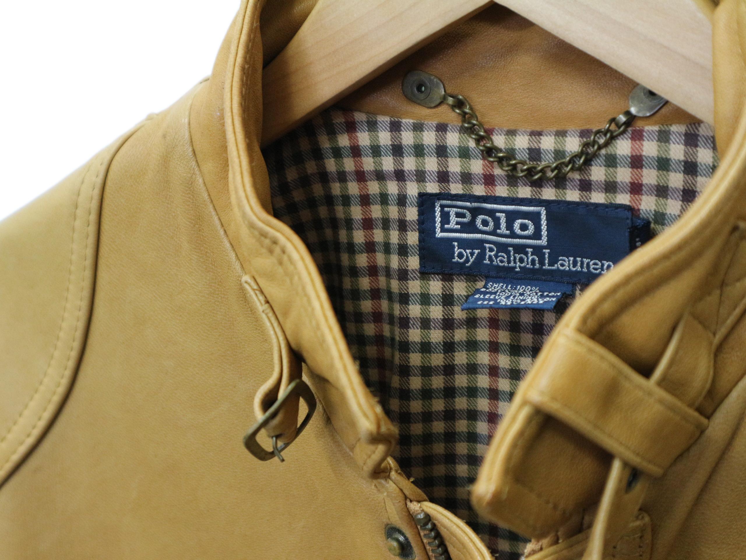 【Ralph Lauren/ラルフローレン】のジャケットを2点ご紹介!