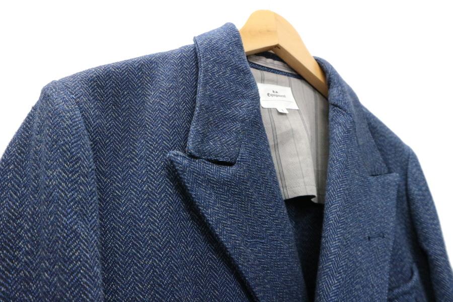 こんなセットアップ欲しかった...【H.S. EQUIPMENT/ハバーサックエキップメント】のジャケットとパンツをご紹介!