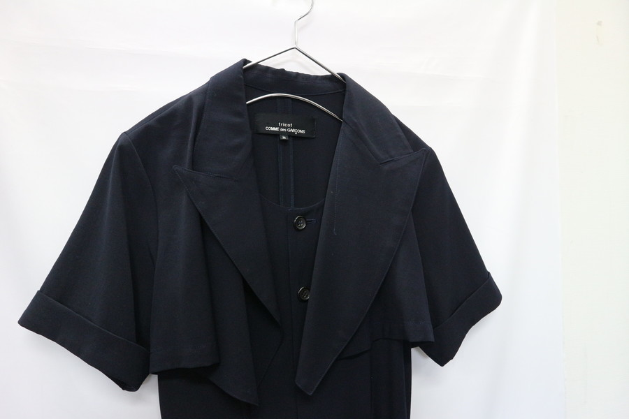 【TRICOT COMME  des GARCONS/トリココムデギャルソン】のアイテムご紹介!