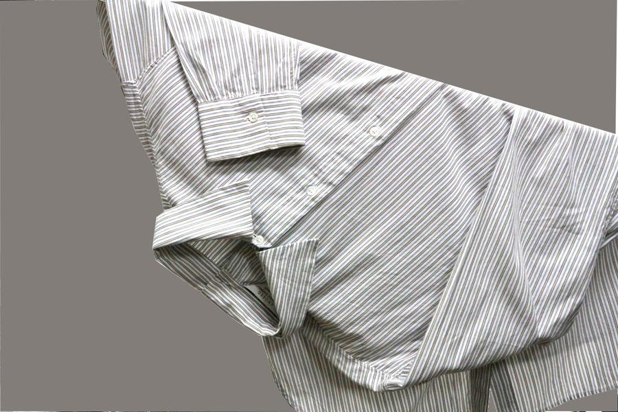 """【UNUSED / アンユーズド】セパレートするシャツ""""BIG Stripe shirt""""が入荷いたしました!"""