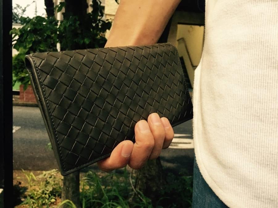 「財布のボッテガヴェネタ 」