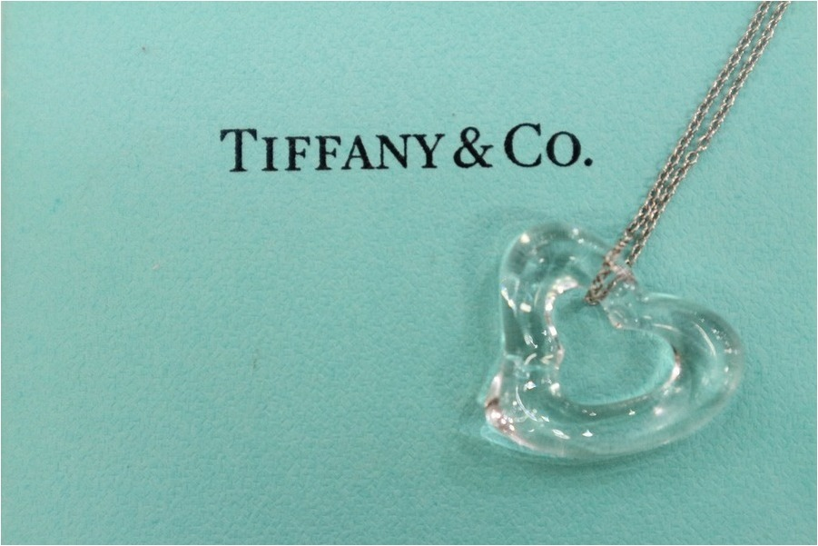 「ラグジュアリーブランドのTiffany & Co 」