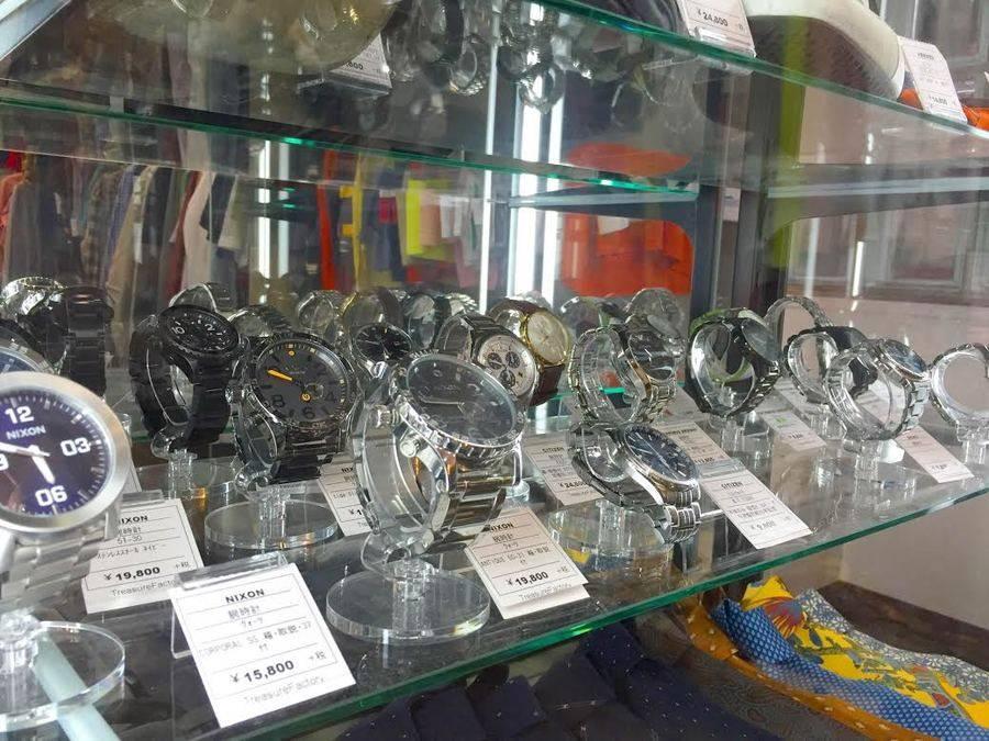時計の買取強化