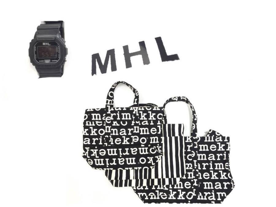 MHLのmarimekko