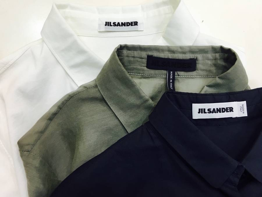 ジルサンダーのJIL SANDER