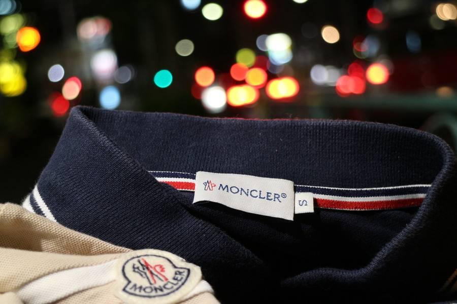 モンクレールのMONCLER