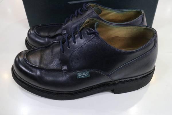 革靴のPARABOOT