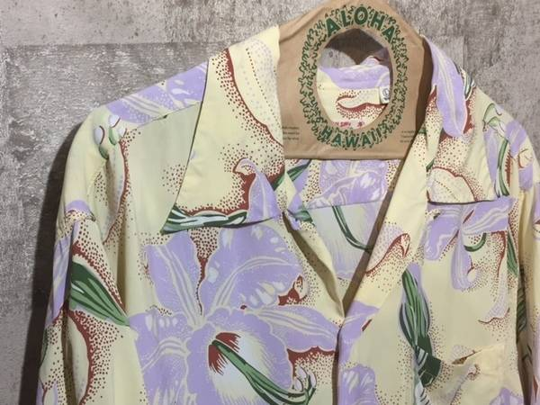 SunSurfのアロハシャツ