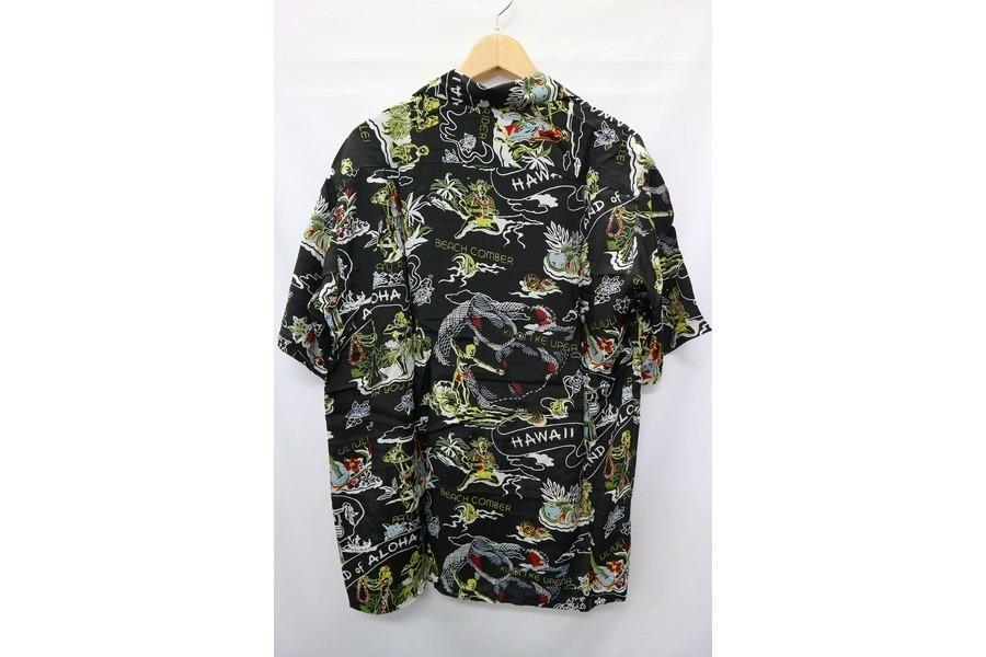 コナベイハワイのアロハシャツ