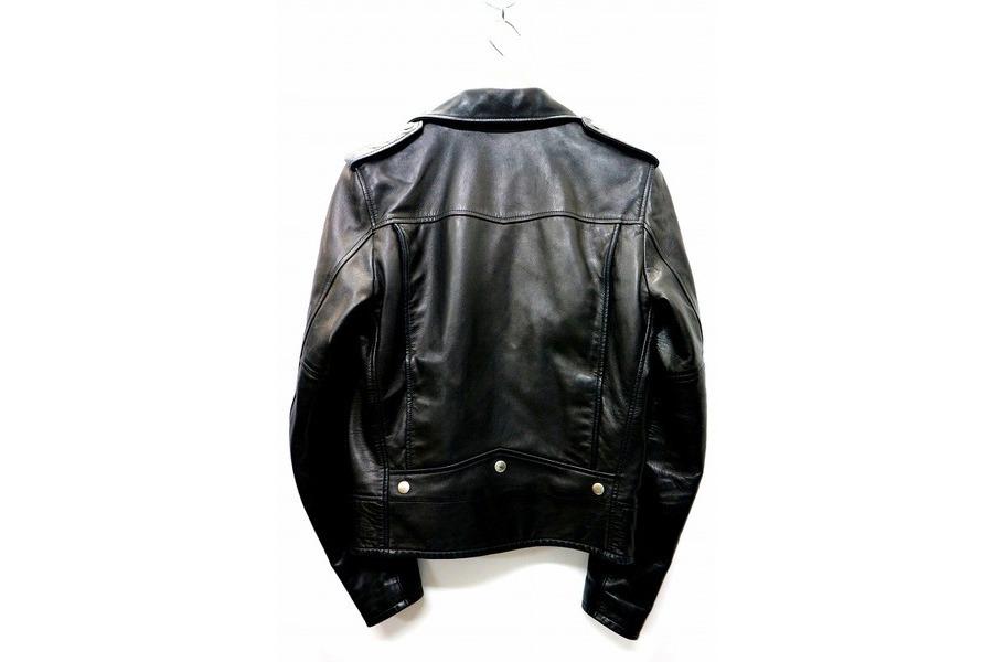 サンローランパリのライダースジャケット