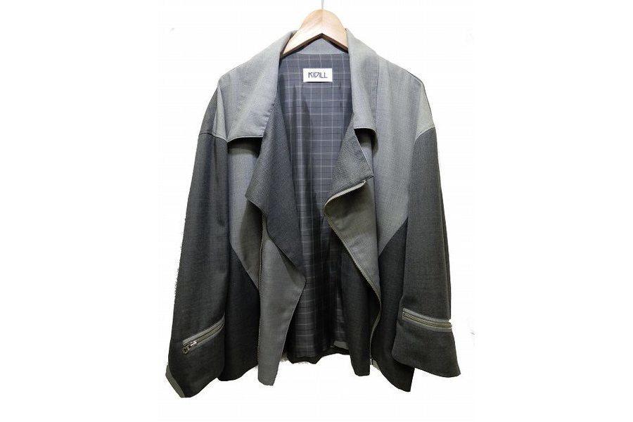 キディルのジャケット