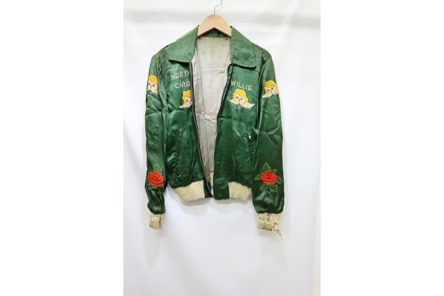 ユーズド ヴィンテージのスーベニアジャケット