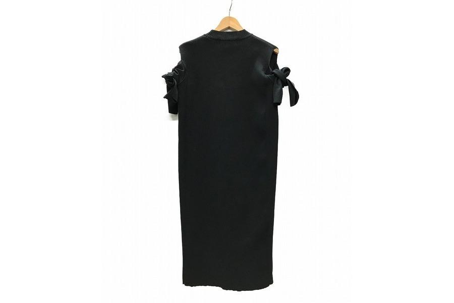 アキラナカのBella ribbon dress
