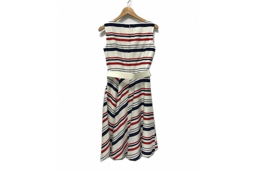 エムズグレイシーのStripes Dress