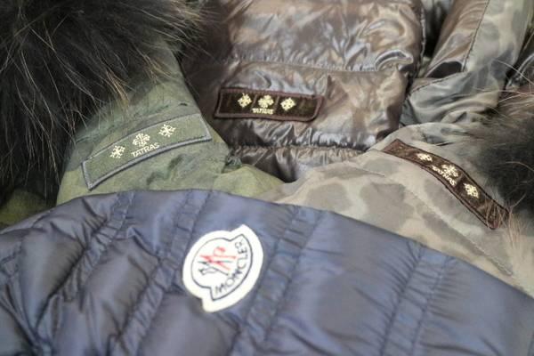 TATRAS/タトラス・MONCLER/モンクレール新入荷速報【古着買取トレファクスタイル三鷹店】