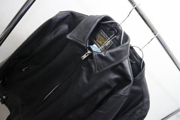 素材の異なるレザージャケットをご紹介!【古着買取トレファクスタイル三鷹店】