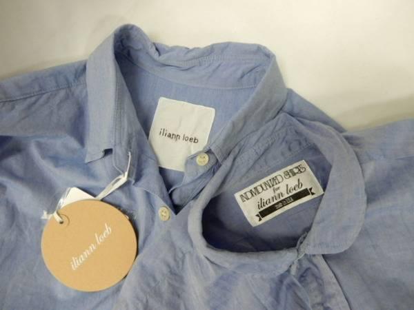 iliann loeb オールインワン& INDIVIDUALIZED SHIRTS for iliann loeb ワイドシャツ入荷!【古着買取トレファクスタイル三鷹店】