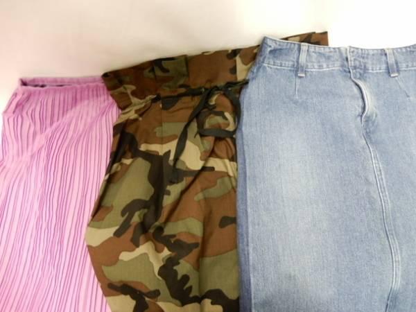買取金額20%UPキャンペーン実施中!夏を彩るスカートが入荷しました。【古着買取トレファクスタイル三鷹店】