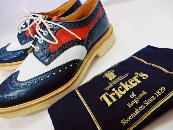 【買取実績ご紹介!】Tricker's(トリッカーズ)の買取をご紹介!