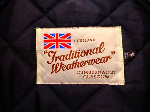 【Traditional Weatherwear/トラディショナルウェザーウェア】大人気!!キルティングコート買取入荷!!