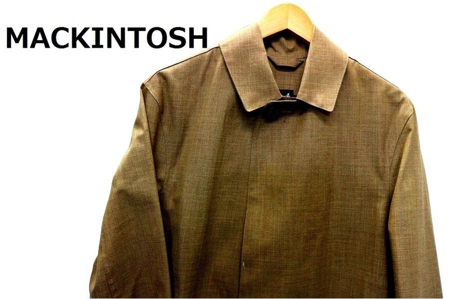 【MACKINTOSH(マッキントッシュ)】春先にピッタリのコート入荷致しました!