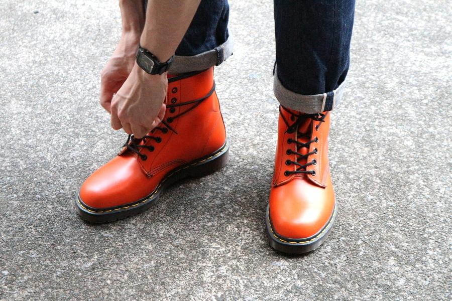 【Dr.Martens / ドクターマーチン】英国製ブーツ大量入荷!