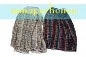 北欧由来のデザインが人気のminaperhonenよりpetal flameのスカートが入荷しました!
