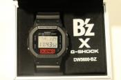 G-SHOCK(ジーショック)×B'z(ビーズ)より、30周年記念モデルGW-5600BZが入荷致しました。
