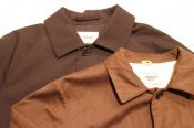 YAECA(ヤエカ)より、今すぐ着れるジャケット、ステンカラーコートが入荷致しました。