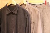 【ヨウジヤマモト】Y's for men(ワイズフォーメン)より、シャツ、パンツが入荷。