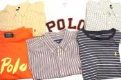 Ralph Lauren(ラルフローレン) より、Tシャツ、定番のボタンダウンシャツなど多数入荷いたしました。