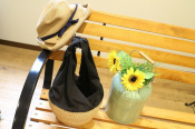 【MUUN(ムーニュ)・mature.ha.(マチュアーハ)】夏のオシャレはストロー素材で!