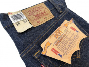 【LEVI'S】90'Sデッドストック 501 SHRINK TO FITのご紹介!!!