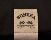 SUNSEA(サンシー)よりリバーシブルで使えるコートのご紹介