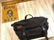 MYSTERY RANCH(ミステリーランチ)より、廃盤モデルのメッセンジャーバッグをご紹介!