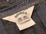 SUNSEA(サンシー)より名作パンツTEKETEKE PANTSのご紹介!!