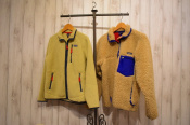 patagonia(パタゴニア)から定番ボアフリースのジャケットが入荷致しました!
