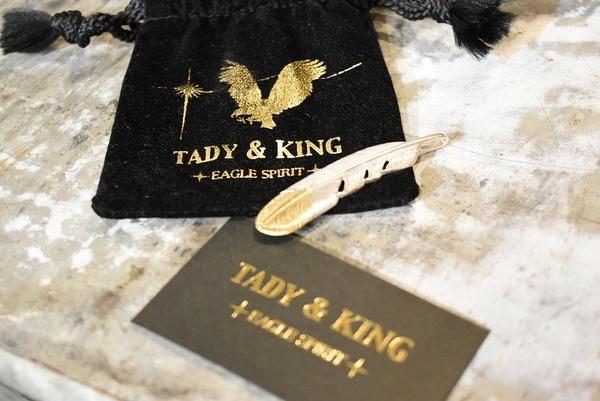 「ラグジュアリーブランドのTADY&KING 」