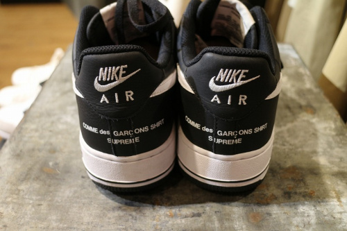 NIKEのcomme des garcons