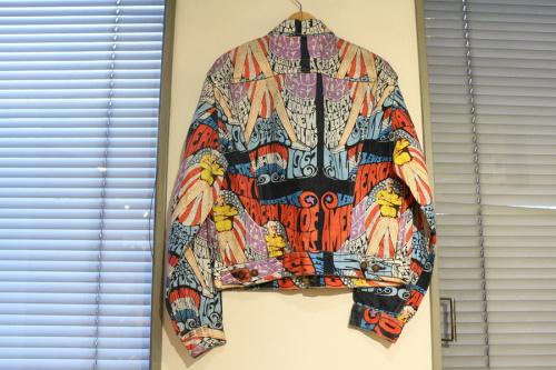 リーバイスヴィンテージクロージングのデニムジャケット
