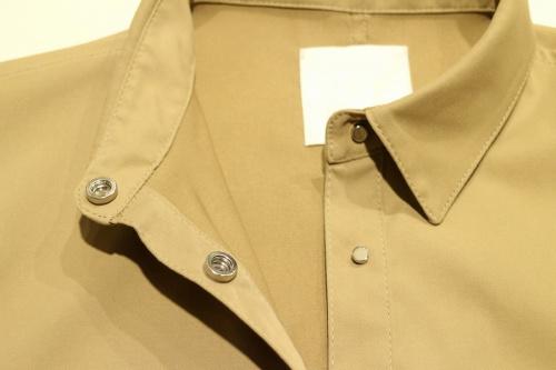 袖プリーツジャケットのレディース