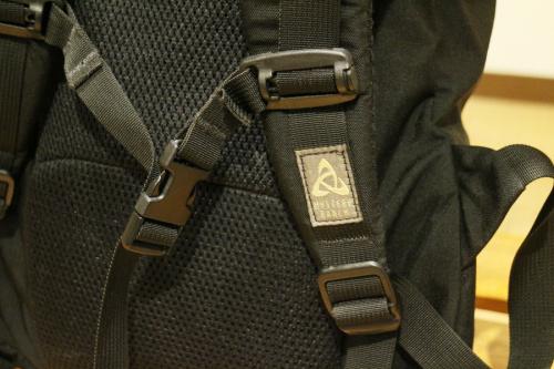 バックパックのバッグ