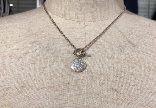 ネックレスのシェーヌダンクル