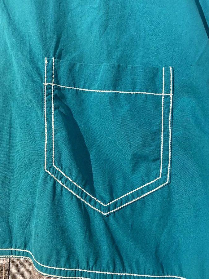 マルニのPatchwork Design Shirt