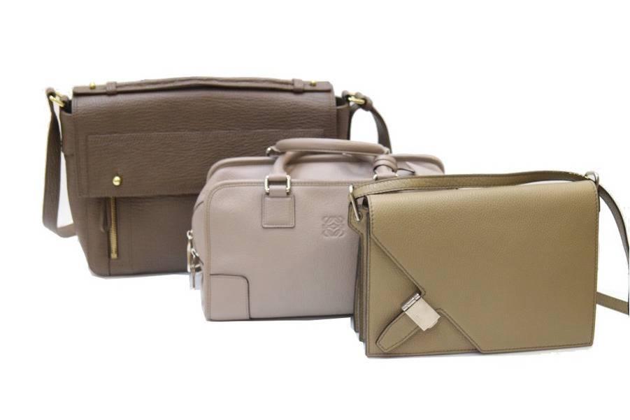 LOEWE、BALLY、3.1phillip limなど良質なバッグをお買取しました。【トレファクスタイル千葉店】