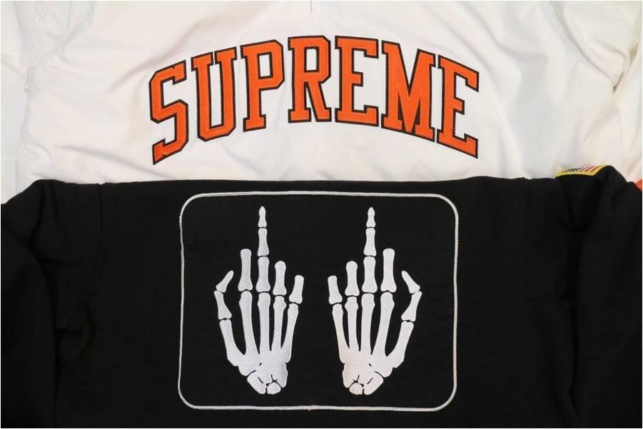 【速報】supreme 17AWアイテムを続々お買取しました。【トレファクスタイル千葉店】